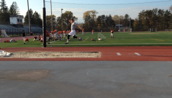 flight long jump