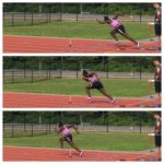 Acceleration Training with Tape Drills